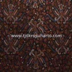 BBP 012 Batik Yogya Kombinasi Petilan Pisang Bali Cemeng