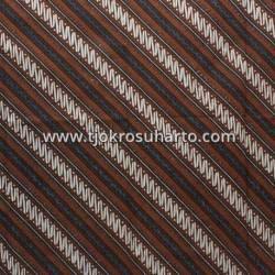 BBR 260 Batik Kombinasi Jogja Motif Rujak Senthe