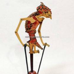LBP 055 Wayang Klithik Batik 20 cm Sinta HRU