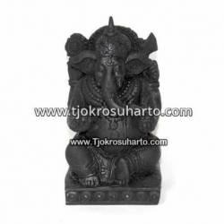 Ganesha Fiber Kecil hitam B SJD HRU
