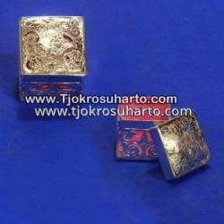 EBG 184 Box Tatah Grajen kotak 3,5x3,5 cm TNI