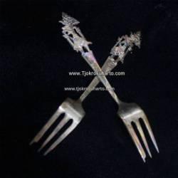 ELM 022 Garpu Kecil Wayang Gepeng