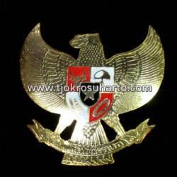 DAT 569 Bros Emas Garuda 5 cm TNI