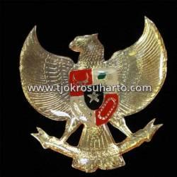 Bros Garuda Risin 6 cm TNI