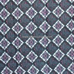 BEP 337 Batik Solo Kombinasi Petilan warna Jambon Ceplok Pari SDI