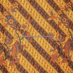 BFP 095 Batik Yogya Printing Petilan Parang Curigo daun Cendrawasih ANS