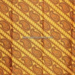 BFP 033 Batik Solo Printing Petilan Parang Klithik seling keong Lb:110 SDI