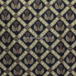 BFP 392 Batik Yogya Printing Petilan Parang Gurdo kuning PTS