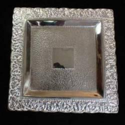 EBG 059 Baki persegi kerawang 13x13 cm