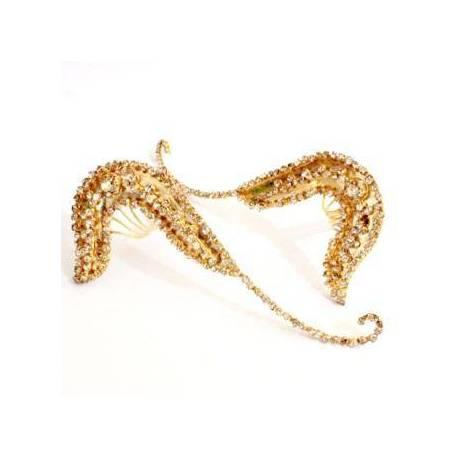 FPR 045 Centung Yogya kebesaran Kembang cengkeh emas PJS