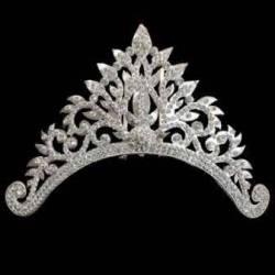 Mahkota Besar Lancip Perak FMM 462 AGS