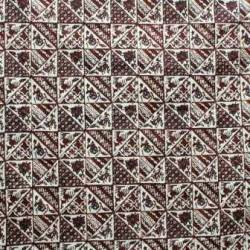 BCP 128 Batik Jogja Cap Motif Tambal ANS