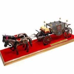 GCC 288 Miniatur Kereta Kraton Kuthokoharjo DVI