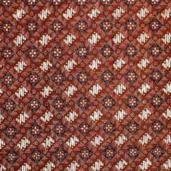 BBR 051 Batik Kombinasi Jogja Motif Abimanyu SMT X