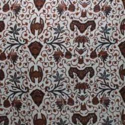 BBR 008 Batik Kombinasi Jogja Motif Wahyu Bledak SDI