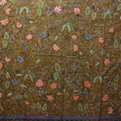 BAP 153 Batik Jogja  Tulis Petilan Warna Riningan Boketan Sungut RTI