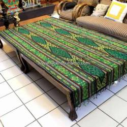 BLT 077 Bed Cover Tenun antik Katun 120 cm TFQ