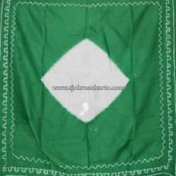 DHJ 063 Udheng Yogya Tritik Hijau (Usus) SRL
