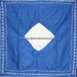 DHJ 061 Udheng Yogya Tritik Biru (Usus) SRL