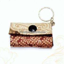 KLS 029 Gantungan Kunci Dompet batik (16) DYZ