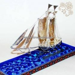 EMG 057 Perahu Nelayan Besar tatah SDR