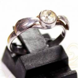 APC 160 Cincin Perak 925  Batu Circon SYT