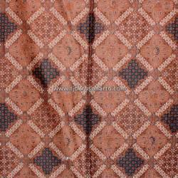 BBR 272 Batik Kombinasi Jogja printing Motif Wirasat Kotak SDI