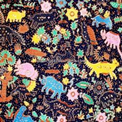BAP 790 Batik Jogja  Tulis Petilan Buron wono warna TNH
