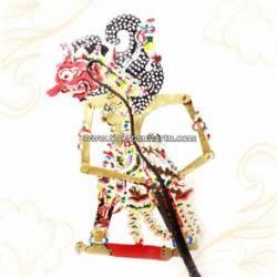 Wayang 20 cm Indrajit