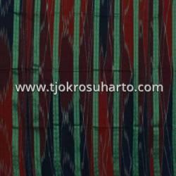 BHT 165 Bahan Tenun Ikat rembo Doby D 210x100 cm NSK