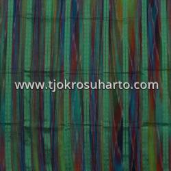 BHT 167 Bahan Tenun Ikat rembo Doby F 210x100 cm NSK