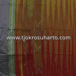 BHT 172 Bahan Tenun Ikat rembo SBY E 210x100 cm NSK