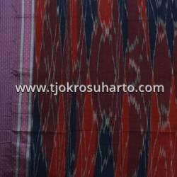 BHT 174 Bahan Tenun Ikat rembo SBY G 210x100 cm NSK