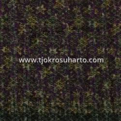 BHT 197 Bahan Tenun Ikat Batik Gradasi serat kayu J 210x100 cm NSK