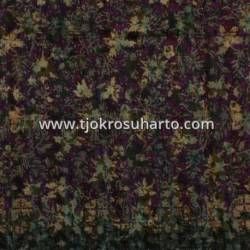 BHT 198 Bahan Tenun Ikat Batik Gradasi serat kayu K 210x100 cm NSK