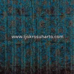 Bahan Tenun Ikat Batik Gradasi serat kayu L 210x100 cm NSK