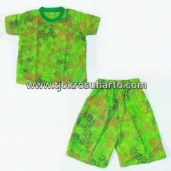 Kaos anak santung Batik warna M (1) ANS