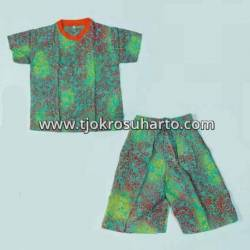 Kaos anak santung Batik warna XL (1) ANS
