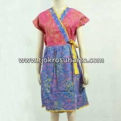Kimono Wanita katun  bis/lapisan (2) ANS