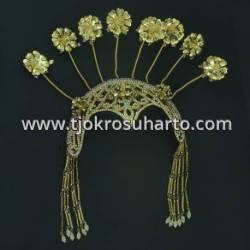 FPR 022 Mahkota emas cleopatra Cadar AGS FMM 512