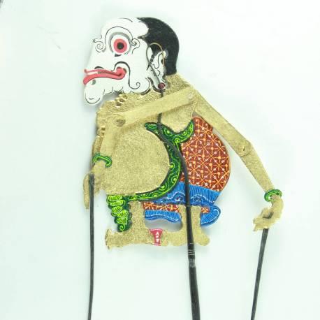 Wayang 20 cm Batik Bagong