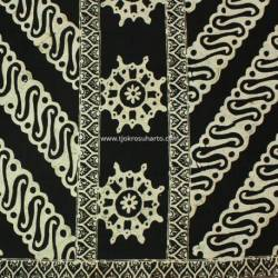 BHG 077 Sarung batik Cap Warna CLE