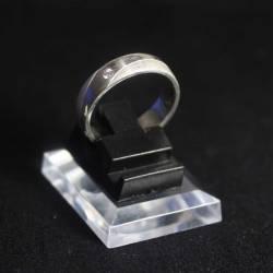 APC 158 Cincin Perak 925 Pasir Batu Circon   SYT