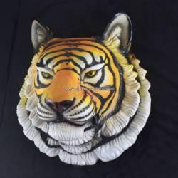 EMF 443 Patung Kepala macan Lampu GND