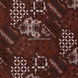 BBR 113 Batik Kombinasi Jogja Motif Sekar jagat Besar SDI