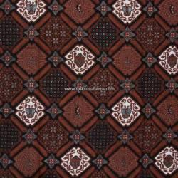 BBR 202 Batik Kombinasi Jogja Motif Wirasat Kembang SDI