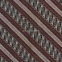 BBR 328 Batik Kombinasi Jogja Motif Parang curigo seking Klithik TNH