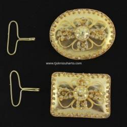 Batokan pending trap emas 1 stel PJS