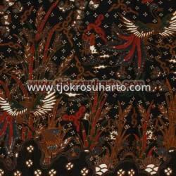 BBR 355 Batik Kombinasi Jogja Motif colet pring sedapur cemeng 230x115 cm MRF