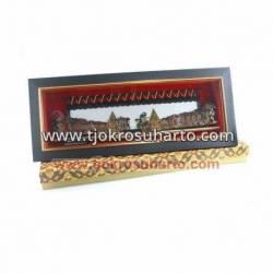 LPG 313 Pigura wayang kulit Kecil 20X50x4 cm Pendowo syukur cm WWW